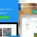 Programmare foto su Instagram via desktop con Grum e OnlyPult