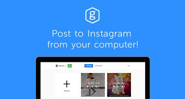 Grum foto Instagram