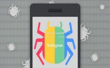 Hashtag Instagram bug aggiornamento