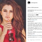 Selena Gomez, la foto che sbanca Instagram è una pubblicità nascosta?