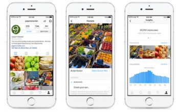 Instagram profilo business news