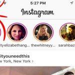 Instagram Stories: la nuova funzione di Instagram che copia Snapchat