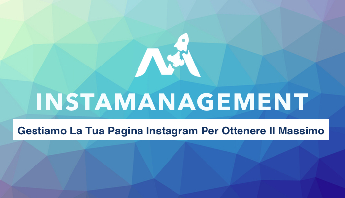Gestione Account Instagram