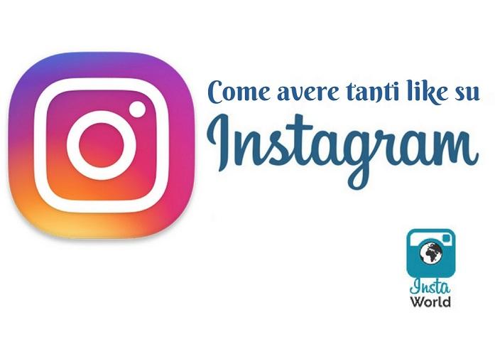 avere più like su Instagram