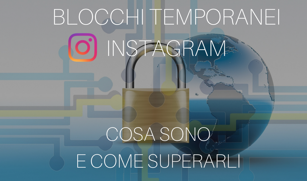 blocchi temporanei Instagram