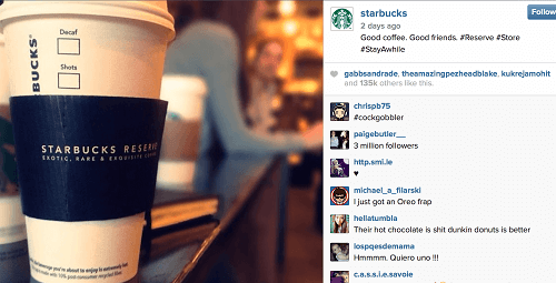 Hashtags Brands
