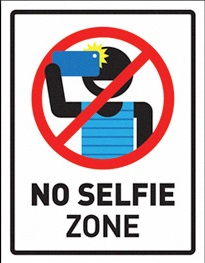 No selfie su Instagram
