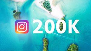 Aumentare follower Instagram: ti svelo come sono arrivato a 200K