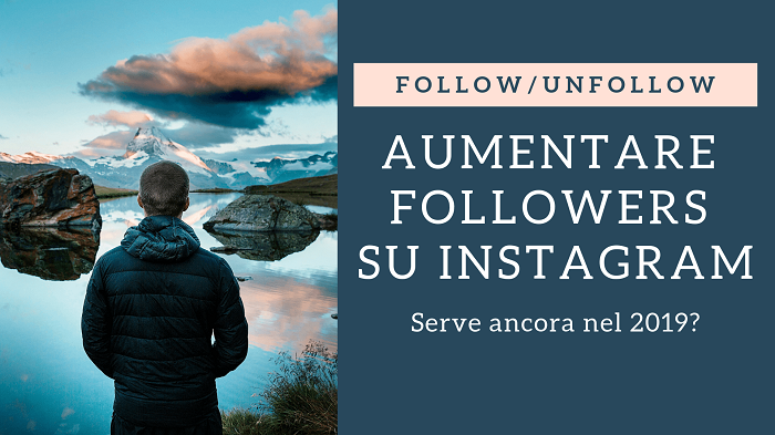 aumentare followers su Instagram