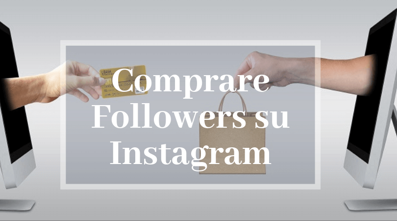 comprare follower Instagram