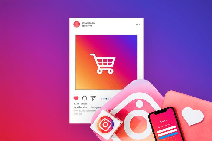 Vendere Instagram Shopping